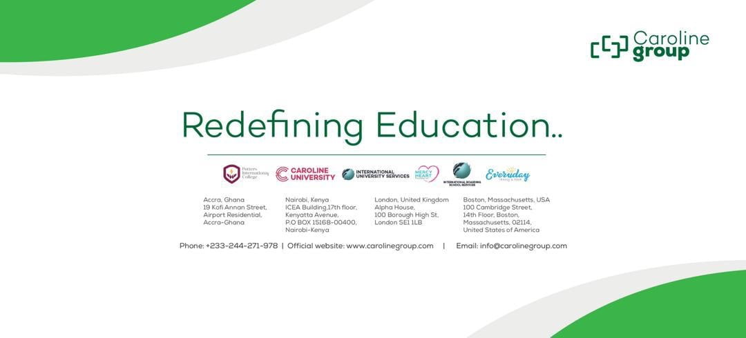 Redefining Education with the Caroline Group