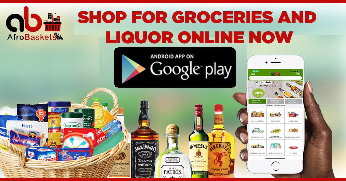 5 Reasons Why You Should Shop Groceries Online This Season - AfroBaskets