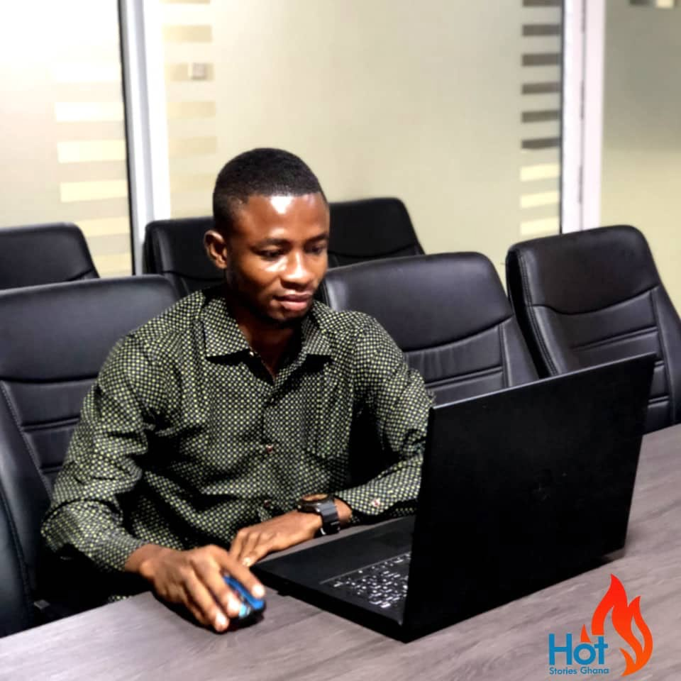 Meet Bismark Attobrah, The Ghana's Most Trending I.T Whiz kid