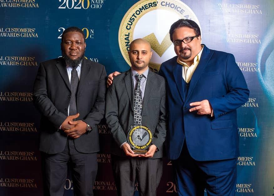 Ezipay Wins Fintech App Of the Year At Customer Choice Awards 2020