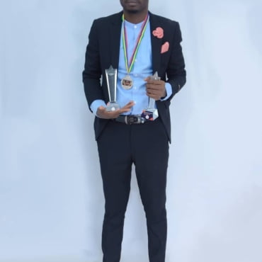 "Ghanaian Digital Solution Architect, Frank K. Harrison, has won the ""Social Media Marketer"" award at the 2021 ""Top Entertainment Awards Ghana."""