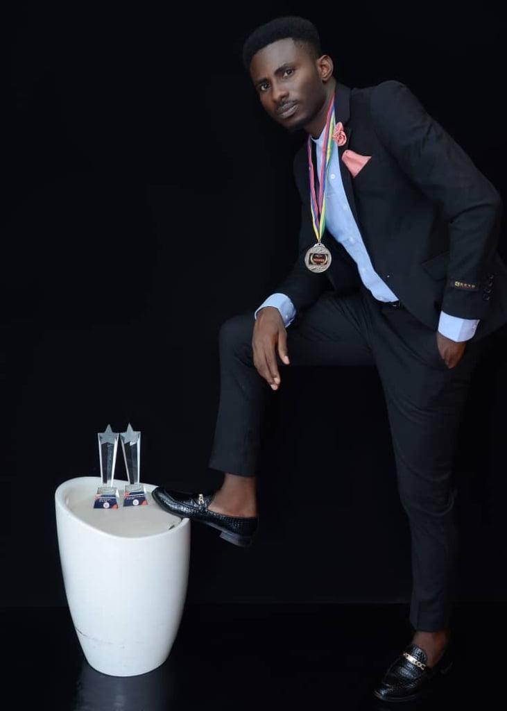 Ghanaian Digital Solution Architect, Frank K. Harrison, has won the