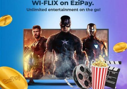 Ezipay partners wi-flix