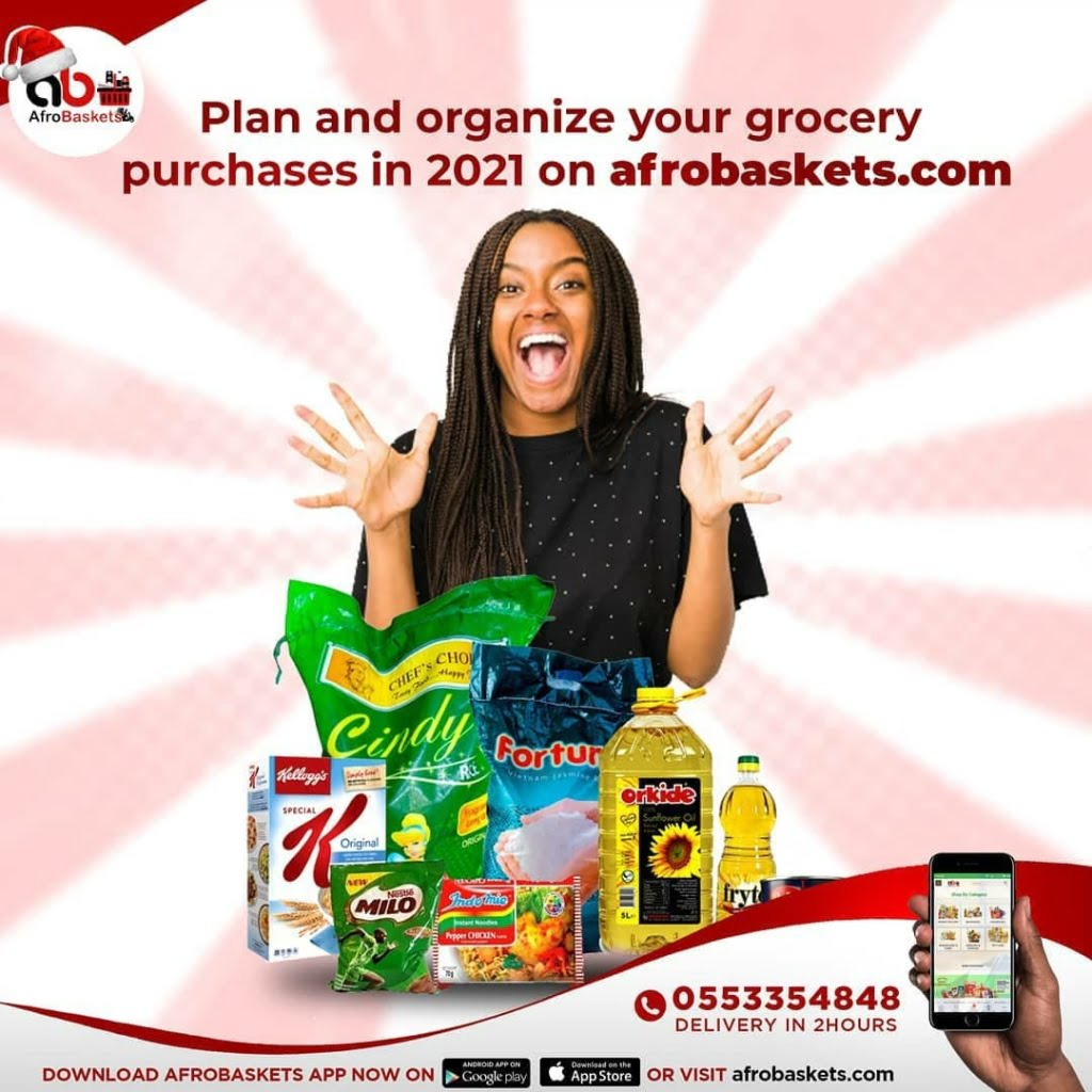 How to plan your monthly groceries?