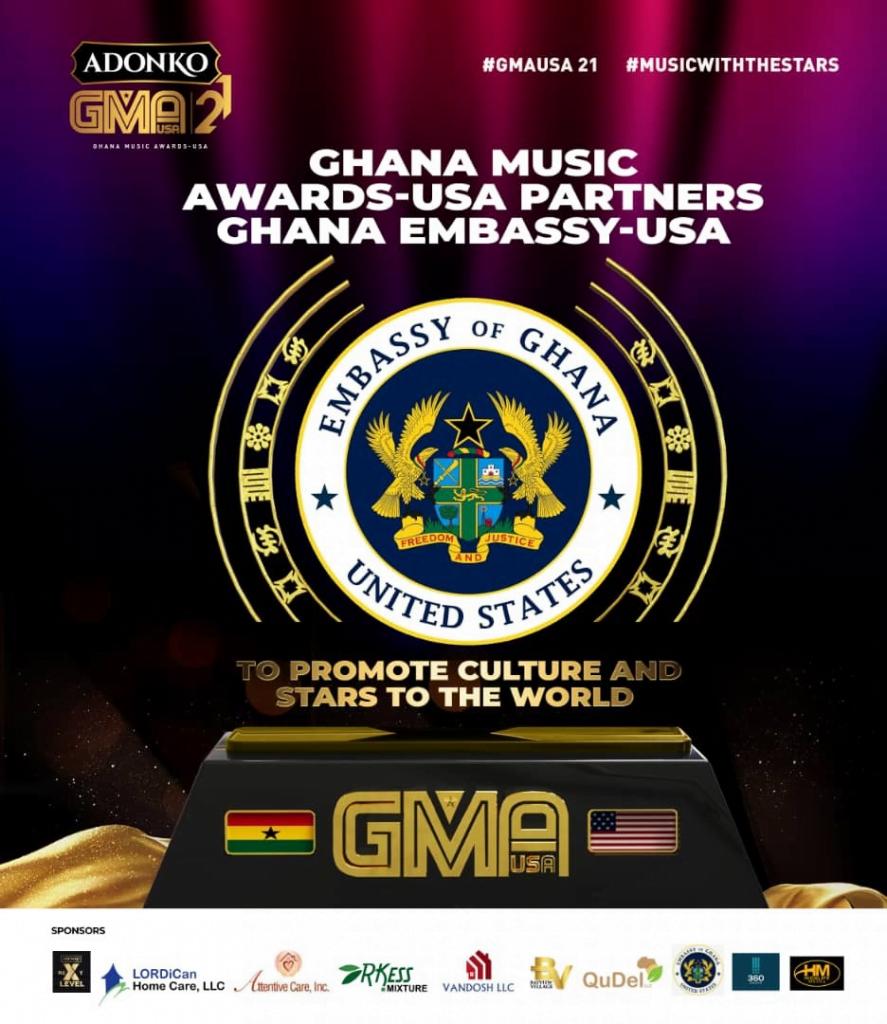 Ghana's Embassy in America partners GMA-USA!