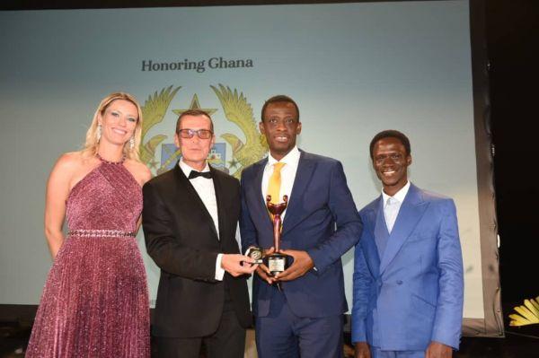 Cannes Film Festival: Ghanaian Minister Honoured