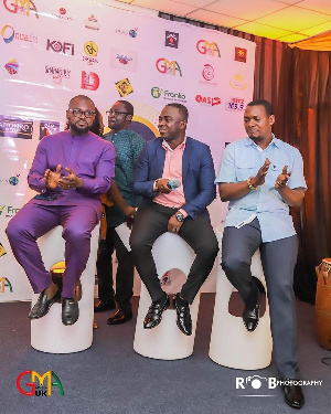 Top Ghanaian personalities to attend Ghana Music Awards UK Launch on 23rd July